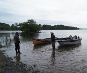Angling Services Ireland - Bodo Funke & Brandon Sharky
